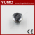 LA series Stainless metal push button with led push button switch 16mm metal push button