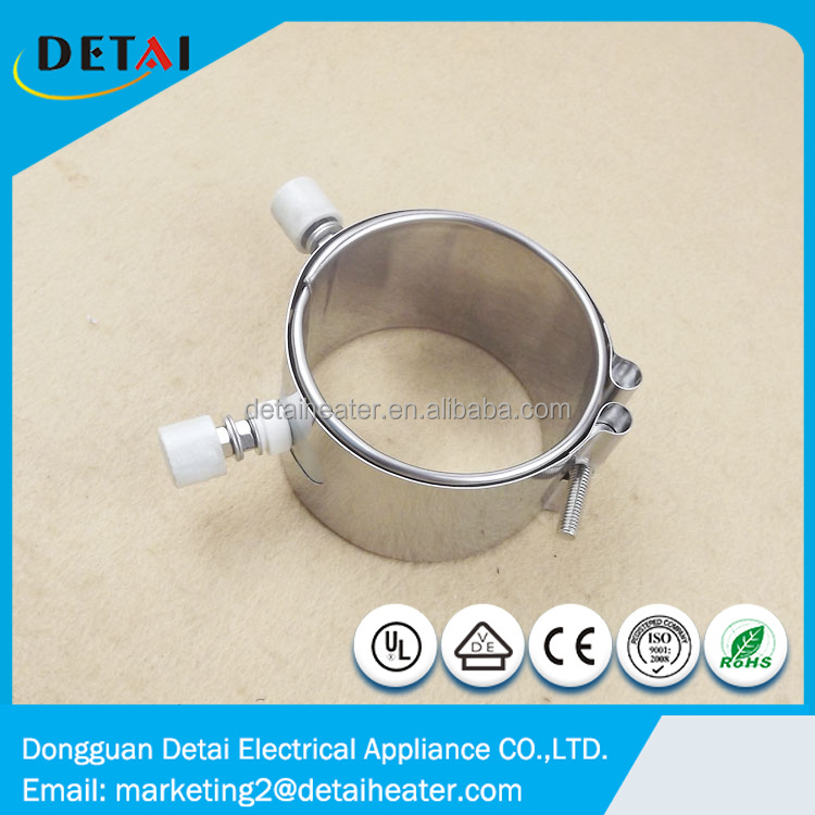 Electric Mica Band Tube Heating Element