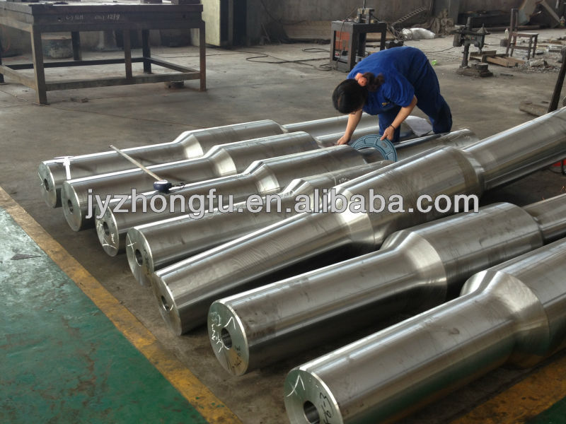 forged heavy hollow shaft