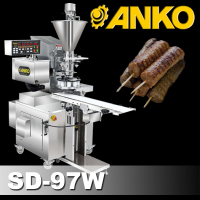 Anko Hot Sale Automatic Stainless Steel Frozen Kebab Making Machine