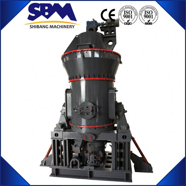 SBM Low MOQ Europe Vertical Mill , Emery Vertical Mill