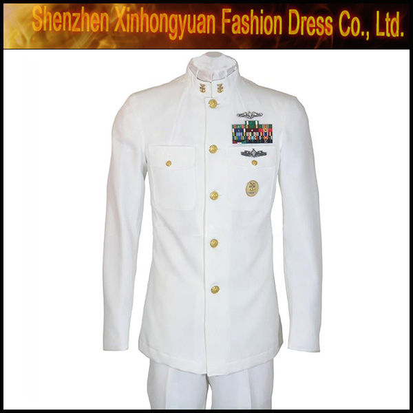 Custom ceremonial us military uniforms