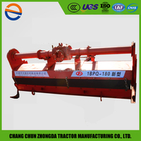 Rice farming equipment chain driven high efficiency tiller
