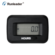 Digital Waterproof LCD AC/DC Engine Hour Meter