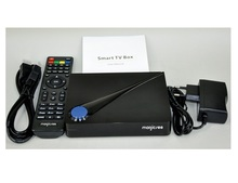 S905D 64bit Quad-core TV BOX DVB-T DVB-S 7.1 android smart tv box Magicsee c300 satellite receiver android