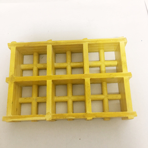 China supply Molded Fiberglass Reinforced Plastic/FRP Grating