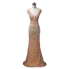 Alibaba Wow Couture Evening Gown 2018 Prom Dress Luxury Mermaid Party Wear Gowns Long Cocktail Dresses for Women