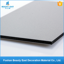 Hot sun UV humidity weather resistant alucobond 4mm aluminum composite panel facade