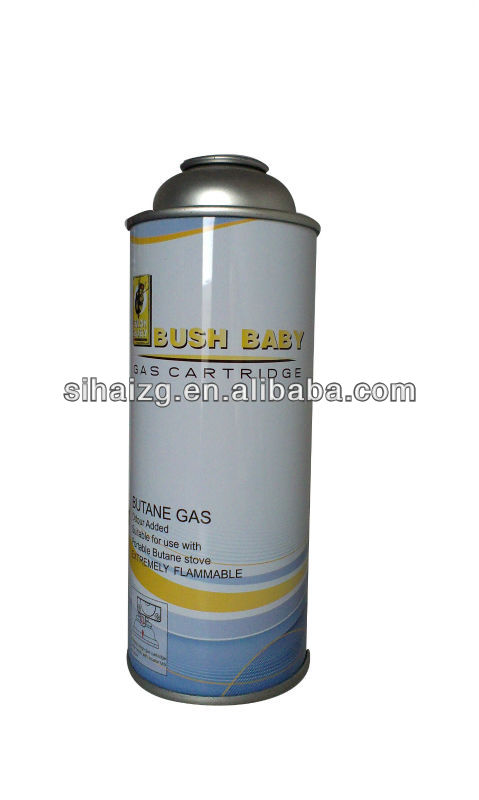 Dia 65mm straight can tin can manufacturer for Gas lighter