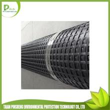 Quality high strength warp knitting polyester geogrids price