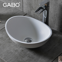 Simple Design hot sale lowes one piece bathroom sink and countertop