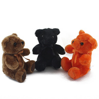 Best made stuffed toys multicolor custom plush bear toy for 200cm