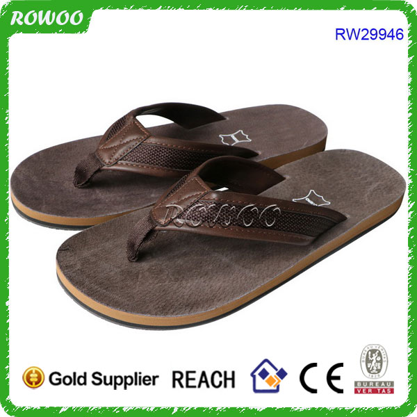 RW29946,men pu sandals and slippers arabic slippers