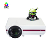 2017 Best selling HD Lcd Led Projector with TV Tuner Outdoor Home WiFi Projector built-in Android 4.4 support 1080p