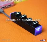 High Speed USB 2.0 Hub 7 Port , china supplier
