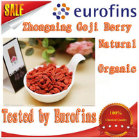 High Quality Goji Berries, EU Certified Organic health food Company!