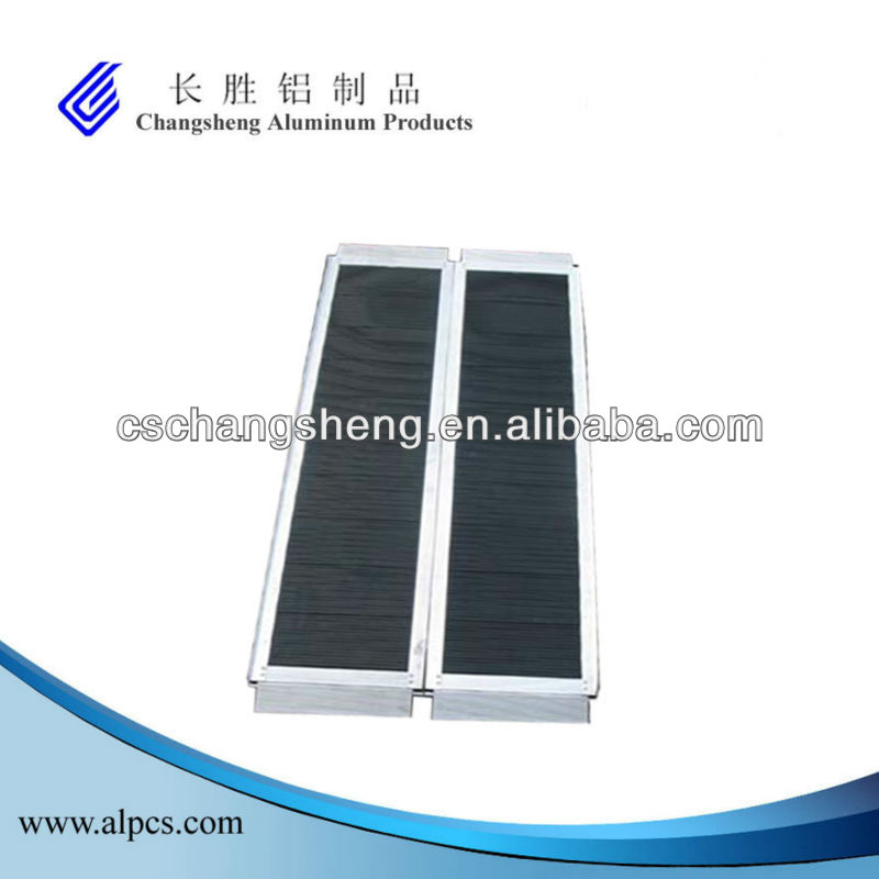 Aluminum Folding Wheelchair Ramp