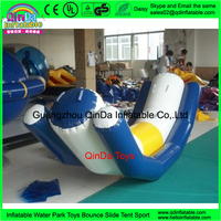 Water Game Toys Swimming Pool Equipment Inflatable Kids Rocking Seesaw