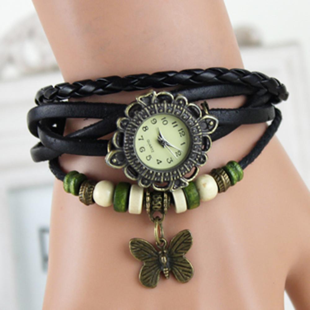 2016 Vintage Style Quartz Women Watches Fashion Relogio Femininos De Marca Clock Ladies