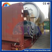 Alibaba competitive price Rubber crude oil refine machine