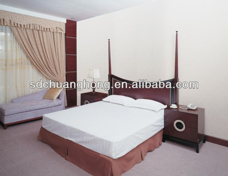 CH-R-8513 guangdong foshan shunde lecong Deluxe resort hotel furniture/luxury hotel bedroom furntirue for 5 satr hotel