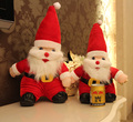 2014 Plush Santa Claus, Soft Christmas Toy