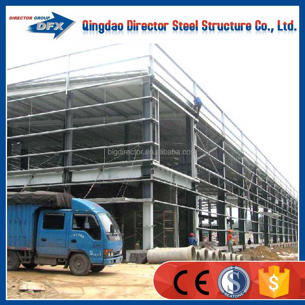 steel structure Warehouse For Agricultural Products steel structure