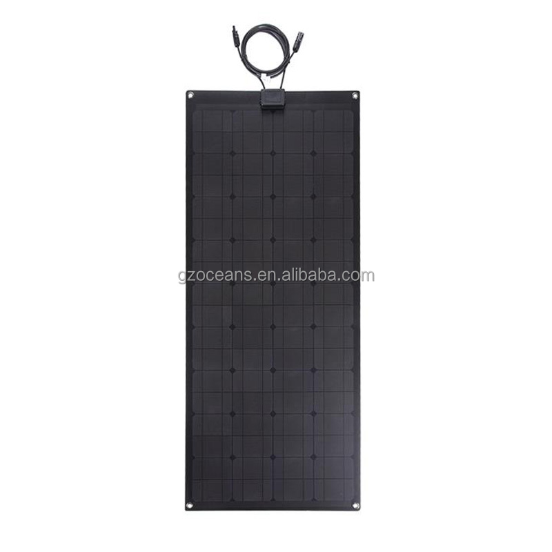 Portable flexible solar panel 175w with High Performance