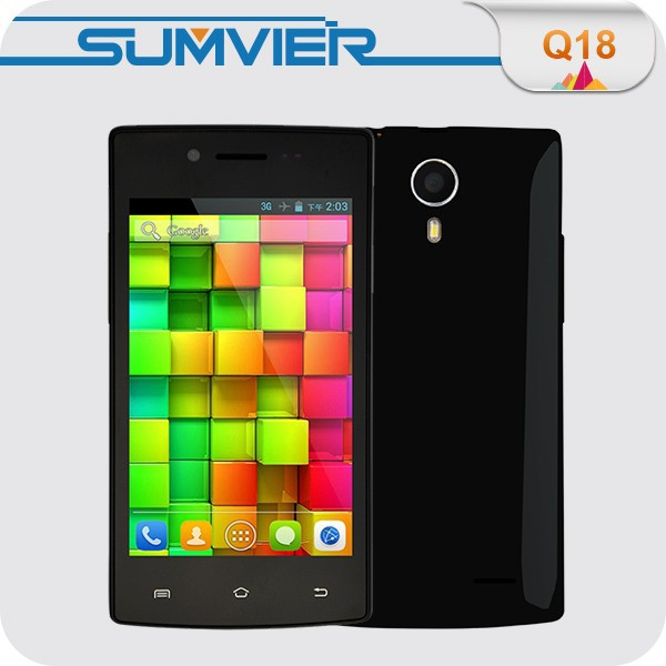Wholesale Cheap Cellphone 4inch Android 4.2.2 Dual Core MTK6572 Smartphone