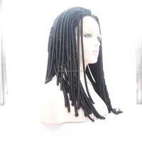 F6591 synthetic lace front dreadlock wig,dreadlock wig for women