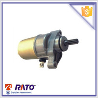 Top quality starter motor for 110cc motorcycle