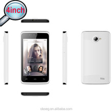 4inch 3G GPS Dual Core Best Shenzhen CPU MTK China Mobile Phone