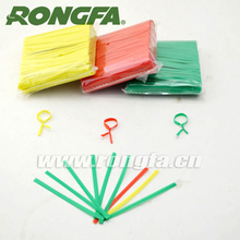 plastic bag closures clipbands for plastic bags