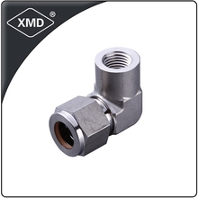 stainless steel 316 high pressure forged female thread 90 degree elbow