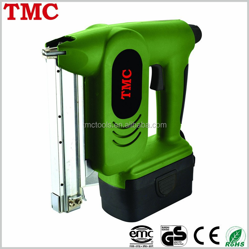 DC18v Cordless Electric Tacker/Battery Nail Gun