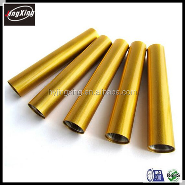 CNC Customized aluminum parts cnc turning pen parts