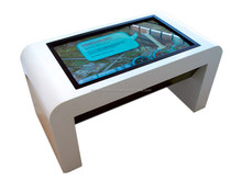 55 inch TFT Indoor Multimedia Windows HDMI LCD Touch Table