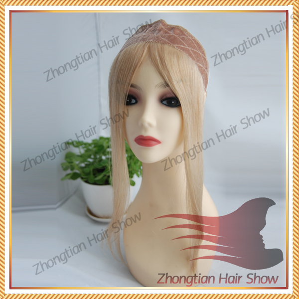 Blond Wig Grip Human Hair Wig Accessory Full Lace I Band