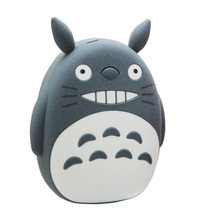 Shenzhen Wandong produce the wallet charger 6000mAh Totoro smart power bank