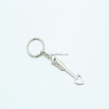 custom metal heart key chain crystal custom key chain
