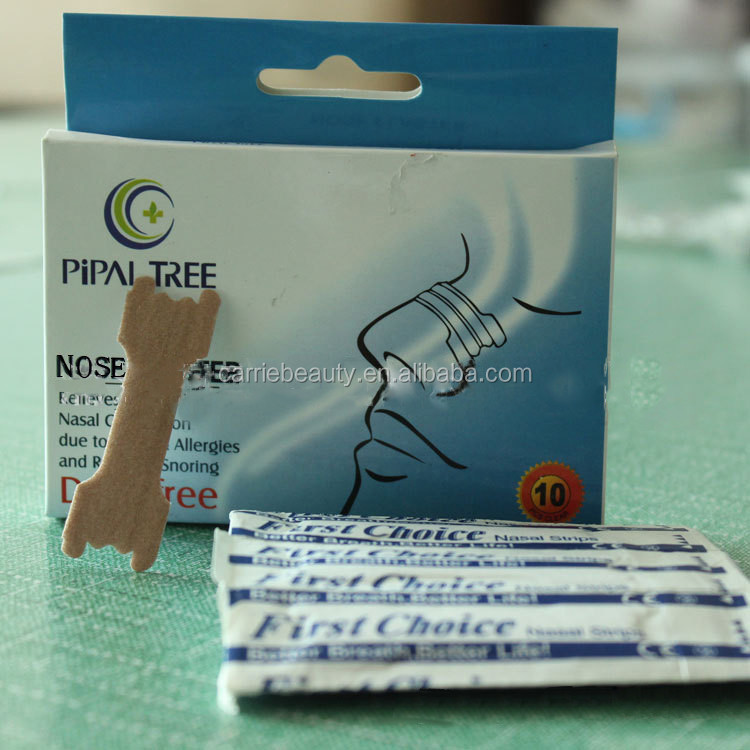 High Quality Breath Right Anti Snoring Better Breath Nasal Strips For Snoring