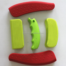 Silicone Bag Handle Scoop Rubber Handler