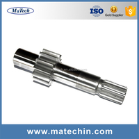 Professional Customized High Precision Linear Cast Iron Shaft