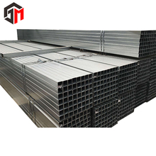 hot dipped Galvanized Welded Rectangular / Square Steel Pipe/Tube/Hollow Section