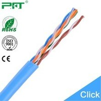 High quality UTP/FTP/SFTP Cat5e and 3 in 1 cctv cable from China direct manufacturer