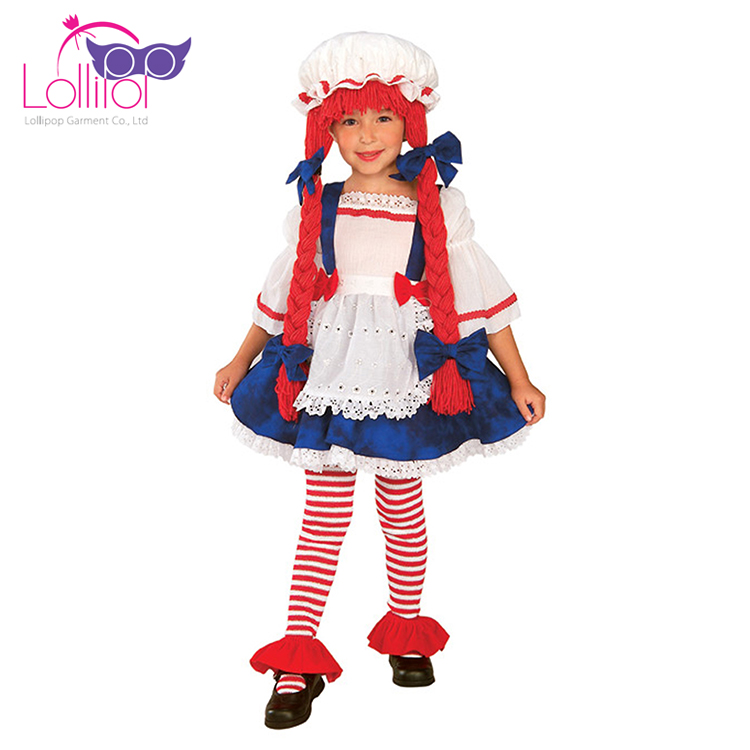 Wholesale OEM welcome carnival dress up dolls halloween costume