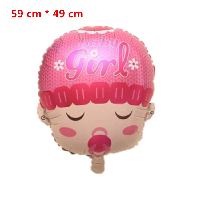 1pcs 66*49cm Car Balloons Foil Balloons Children Gift Birthday/Party/Wedding Decoration Cartoon Foil Balloons