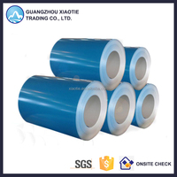 DX53D slit edge thickness prepainted galvanized steel coil