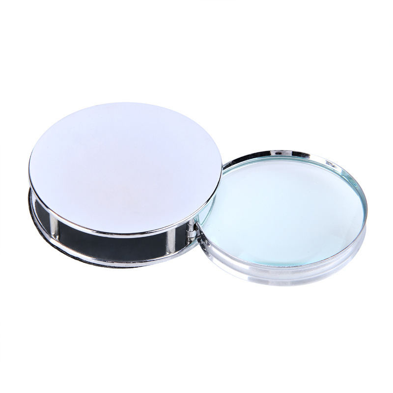 new design folding pocket magnifiers with high quality ,for promotion,custom color,OEM orders are welcome