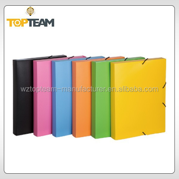 Office Stationery sweet paper box,designed paper lever arch file,a4 designed paper lever arch file